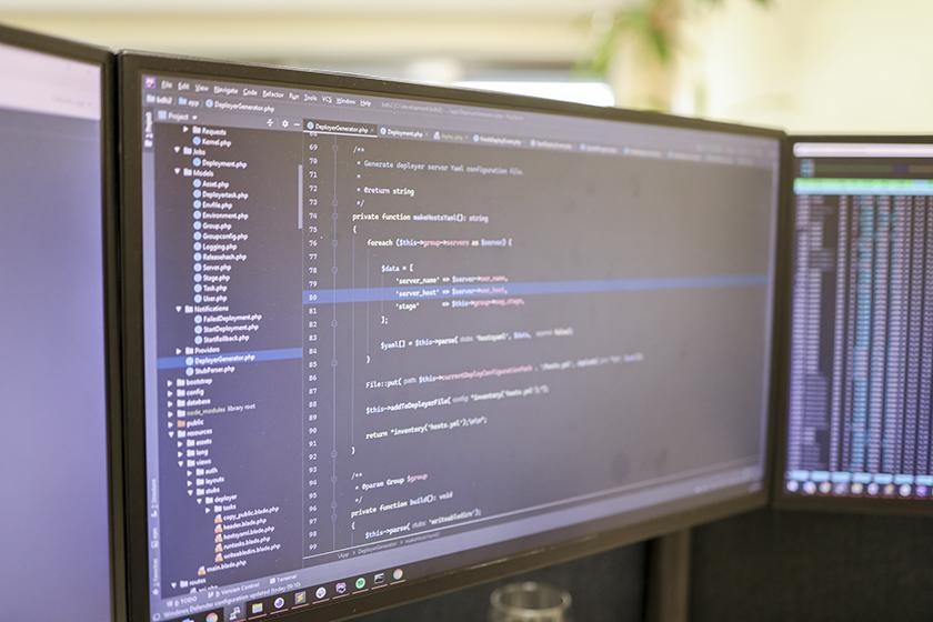 Web developer / PHP developer vacature in Apeldoorn