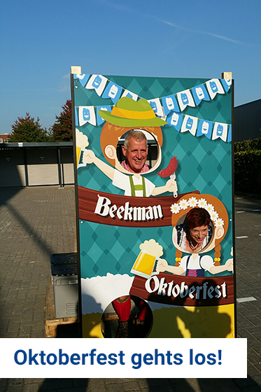 Bedrijfsfeest in Apeldoorn